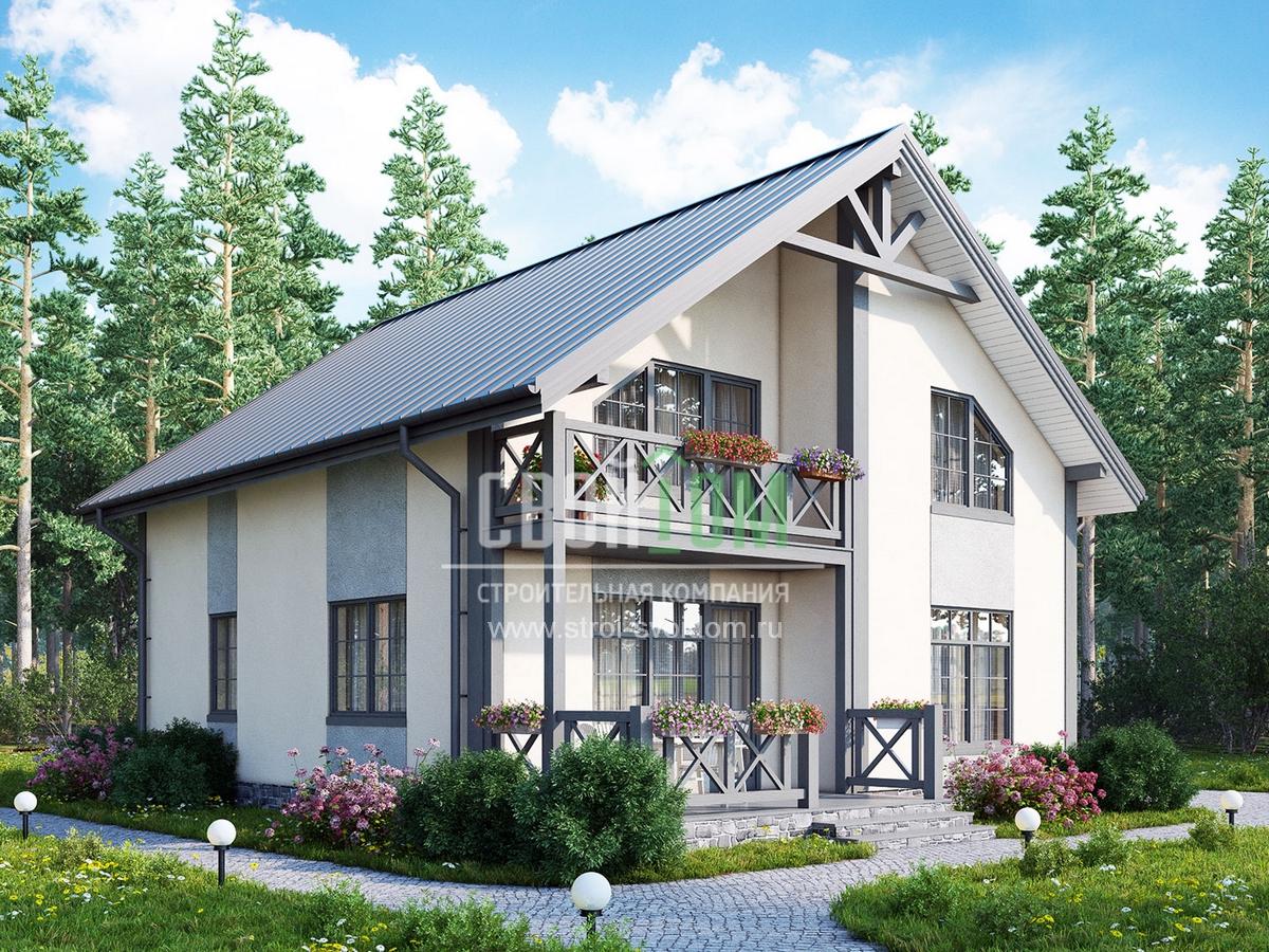 1,5-этажные дома