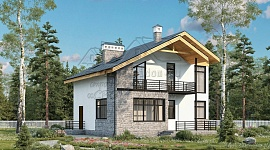 Комфортный, надежный, представительный – только таких определений достоин представленный жилой дом